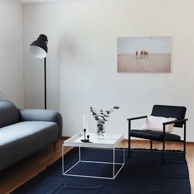Home Staging Nordisch의 거실