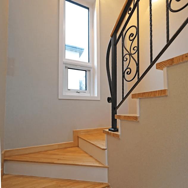 양주 덕계동: 하우스톡의 계단