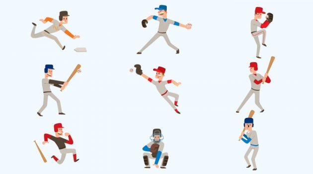 야구는 왜 9명이 9회까지 할까?