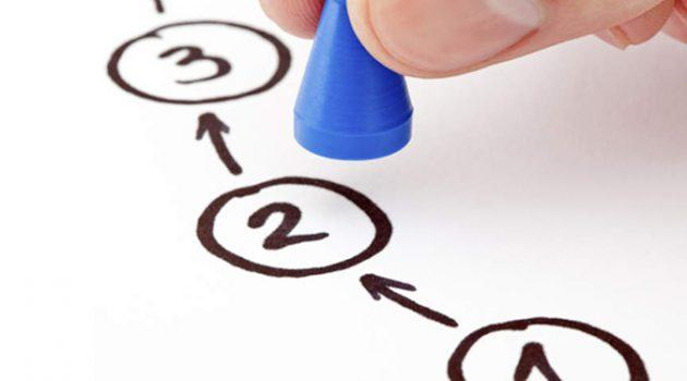 나를 다지는 방법 3단계: 관찰하고, 되돌아보고, 보완하라