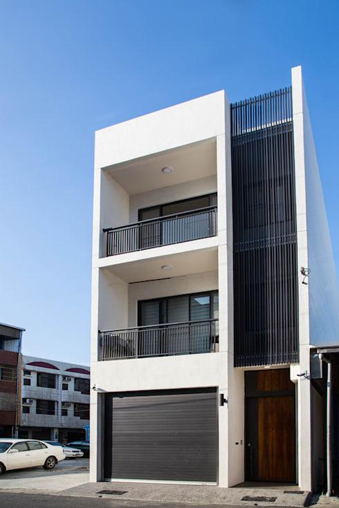 直譯空間設計有限公司의 주택