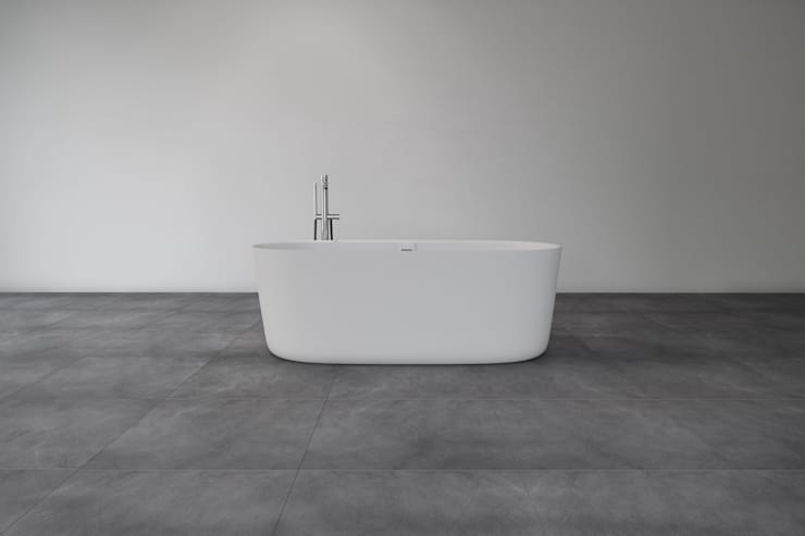 Copenhagen Bath의 욕실