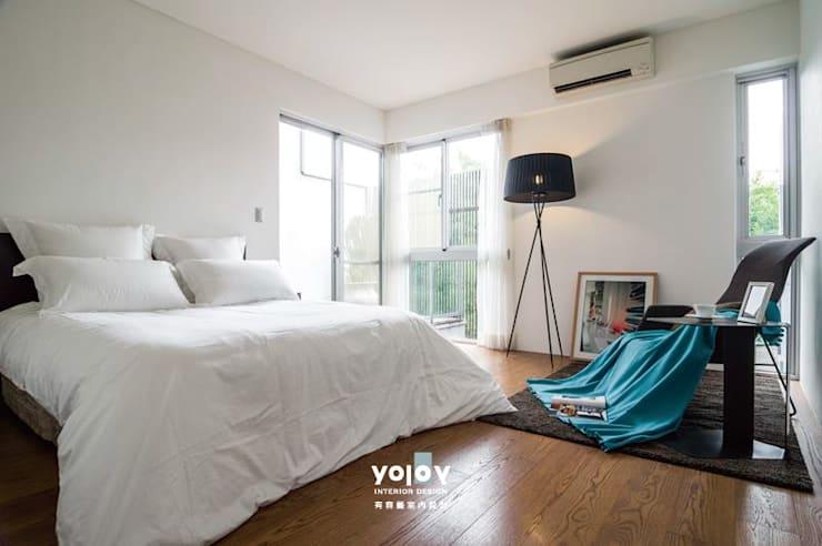 有容藝室內裝修設計有限公司의 침실