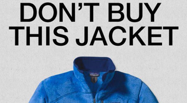 그 재킷을 사지 말라던 파타고니아의 오랜 진심