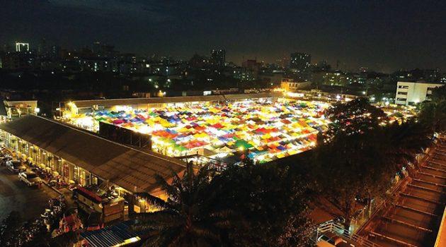 가장 매력 있는 방콕 시장은 어디? 방콕 야시장·수산시장 총정리