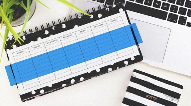 단순한 '할 일 목록'을 뛰어넘는 다섯 가지 생산성 기법