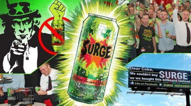 서지 무브먼트, 3명의 청년이 단종된 음료를 되살리다