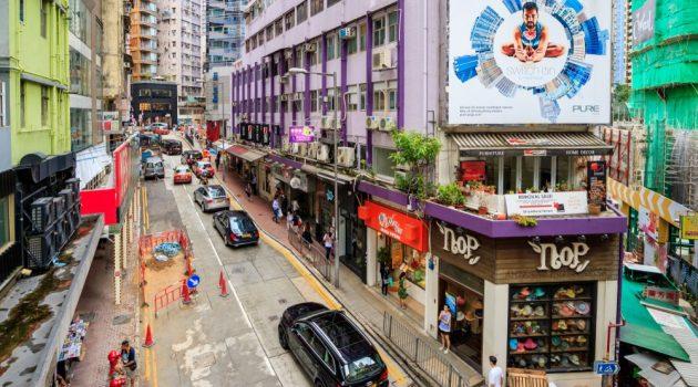 홍콩 여행 작가가 발로 뛰며 만든, 홍콩 소호 맛집 지도