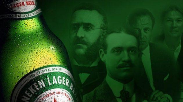 """하이네켄, 네덜란드 금수저가 만든 """"당대 최고의 맥주"""" 이야기"""