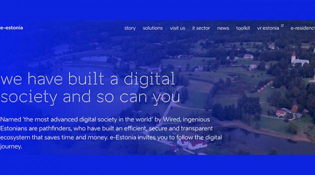 [해외의 정부기술은?] 3. 블록체인 기술 도입으로 정부 서비스를 제공하는 에스토니아