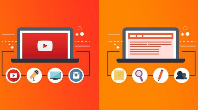 유튜브 vs. 블로그: 그럼에도 블로그를 하는 이유