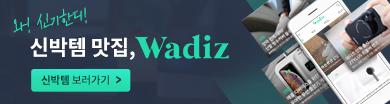 wadiz 와 신기한디