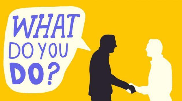 비즈니스 영어 회화: 영어로 직업 물어보기