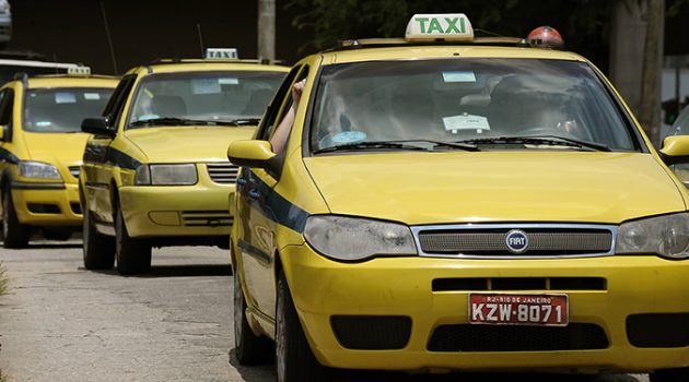 브라질에서 택시기사에게 사기를 당했다