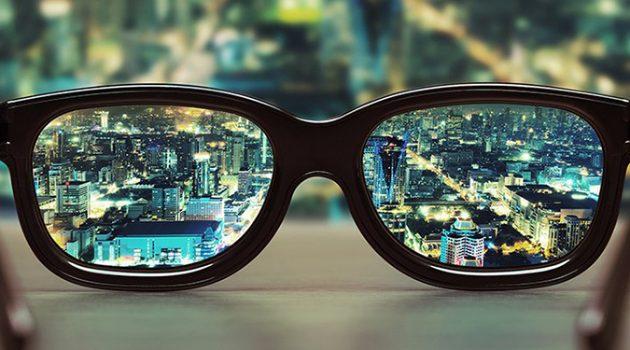 직장인의 시야, 시각, 시력