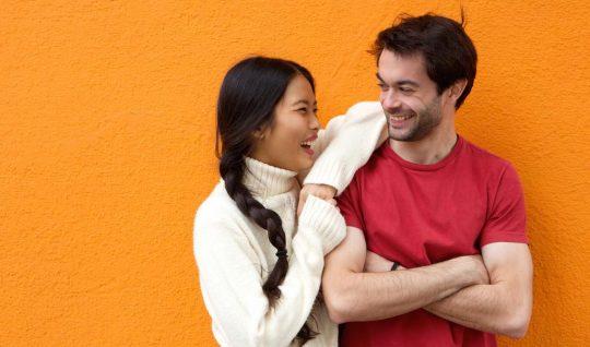 Jewish guys asian girls