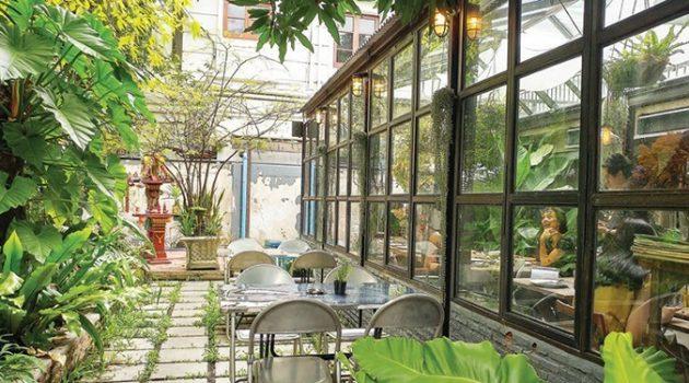 방콕 트렌드세터가 사랑하는 그곳! 숲속에 온 듯한 방콕 카페 6