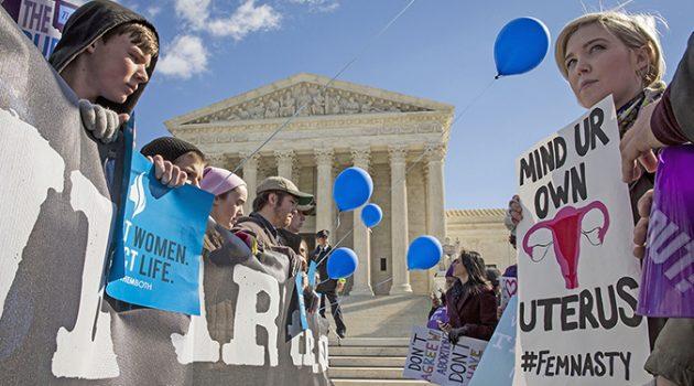 낙태 찬성론자들이 '생명'만큼 중요하게 생각하는 것은?