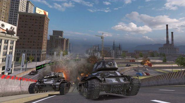 밀덕 잉여력 끝판왕: 탱크로 레이싱을 펼쳐보았다