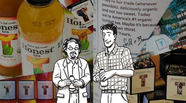 어니스트 티, 음료로 세상을 바꾸다
