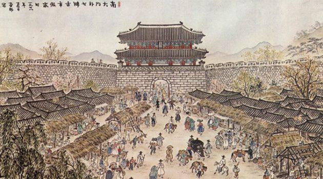 『동아시아, 해양과 대륙이 맞서다』: 조선 몰락의 원인을 알게 되다