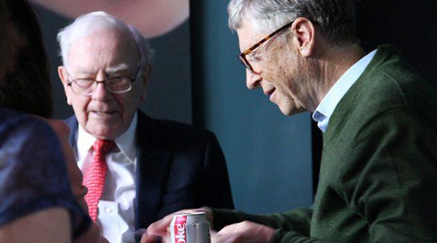 워런 버핏이 빌 게이츠 모임에서 밝힌 '부의 절대 법칙'은?
