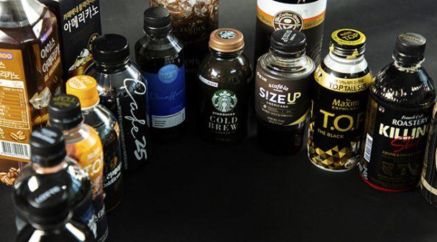 최고의 노동음료를 찾아서: 대용량 커피대전 15