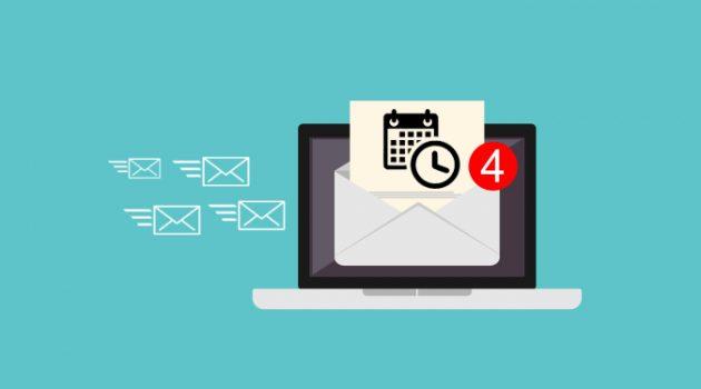 비즈니스 이메일에서 가독성을 높이는 날짜, 시간 표기법
