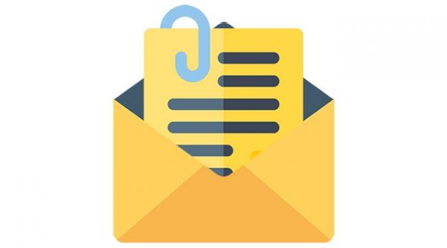 비즈니스 이메일: 파일 첨부 시 사용하는 영어 이메일 표현