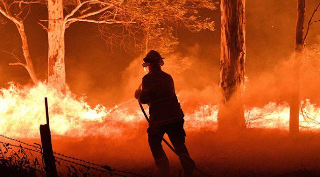호주 산불은 '우리' 문제다
