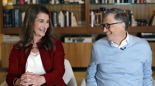세계 최고 부자 빌 게이츠의 부인이 페미니스트가 된 이유는?
