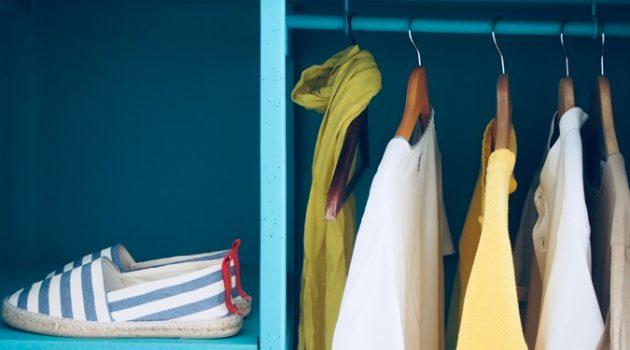 미니멀리스트 옷장을 만드는 10가지 방법들