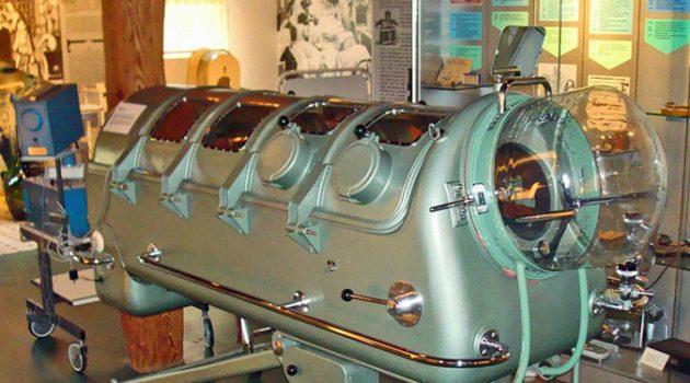 코로나19에 의해 다시 태어난 옛 기술, 음압 인공호흡기
