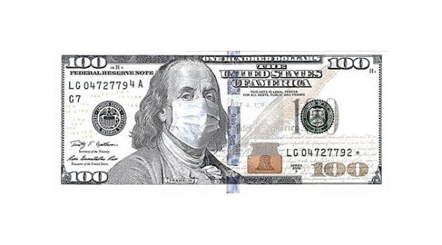 미국에서 코로나19 대유행으로 지불하게 될 치료비는?