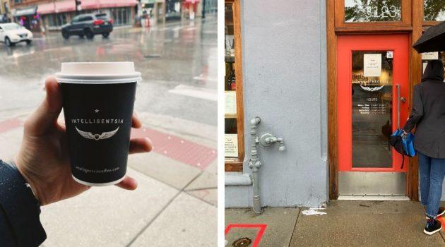 시카고의 '인텔리젠시아 커피' 이야기