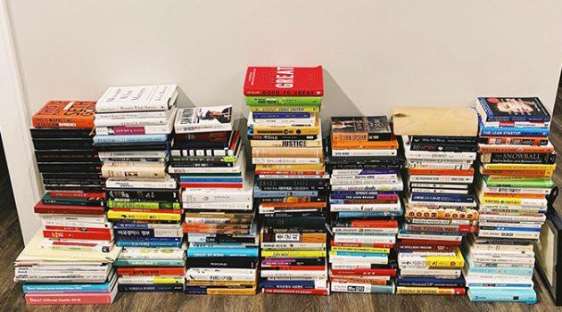 책은 사둔 것 중에서 골라 읽어야 하는 이유