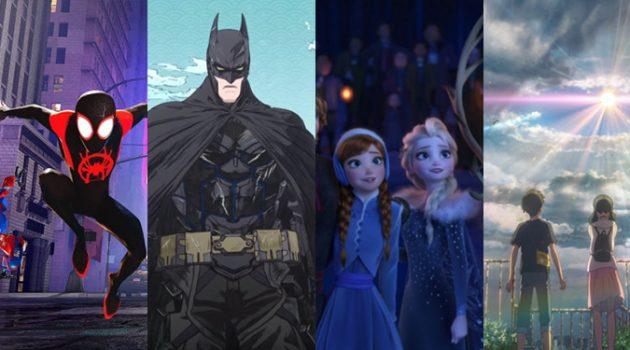 2019년의 네 작품을 통해 보는 애니메이션 산업의 미래