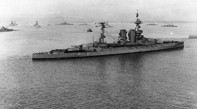 전함 HMS 바럼의 격침과 영국 최후의 마녀 이야기