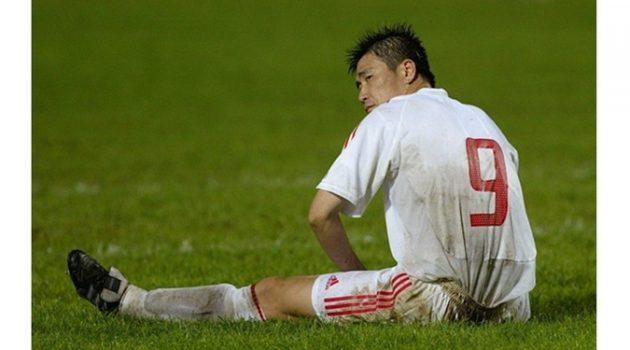 중국 축구 대표팀 최다골 주인공은 어쩌다 '없는 사람'이 됐을까