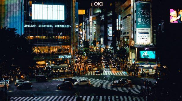 변화하는 한국, 정체하는 일본