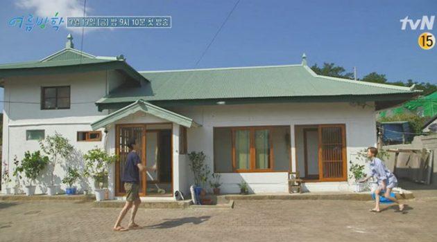 나영석 예능 '여름방학'의 왜색 논란