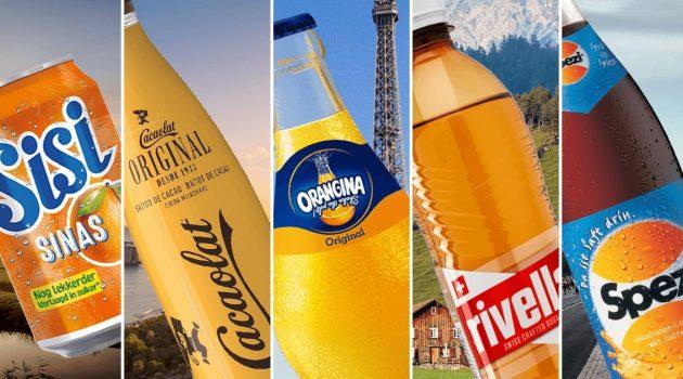 마셔서 세계 속으로, 나라별 국가대표 음료 5