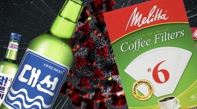 코로나19를 맞이하는 음료회사의 변신