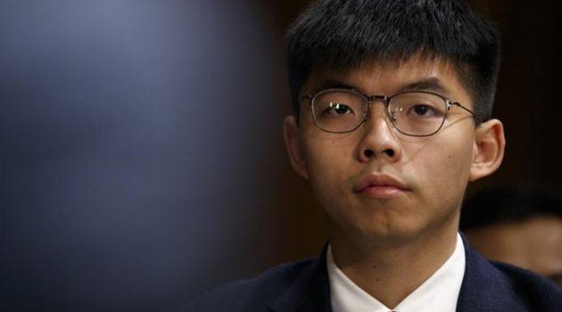 조슈아 웡이 홍콩 데모시스트당을 탈퇴하며 남긴 글