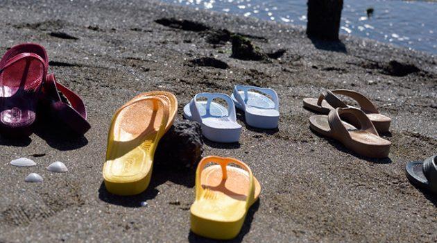 어부들이 신어서 유명해진 일본의 샌들 브랜드