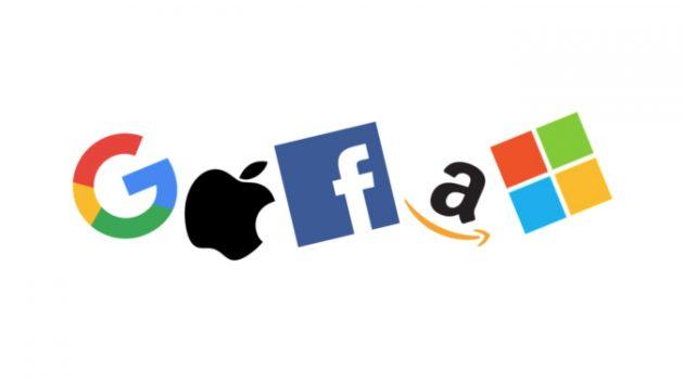 5가지 차트로 보는 빅 테크 기업들의 지배력