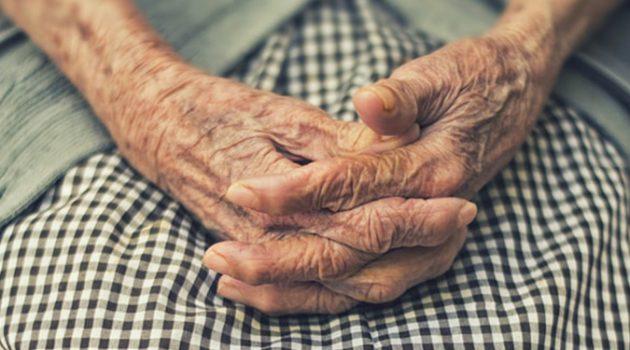 할머니는 '살아 있는 것'을 부끄러워한다