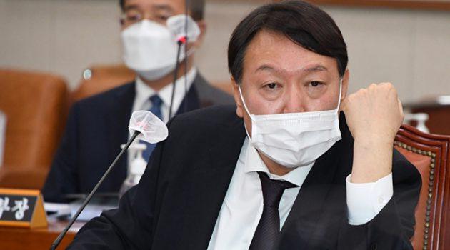 대검 국감에서 나온 윤석열의 '황당한' 발언들