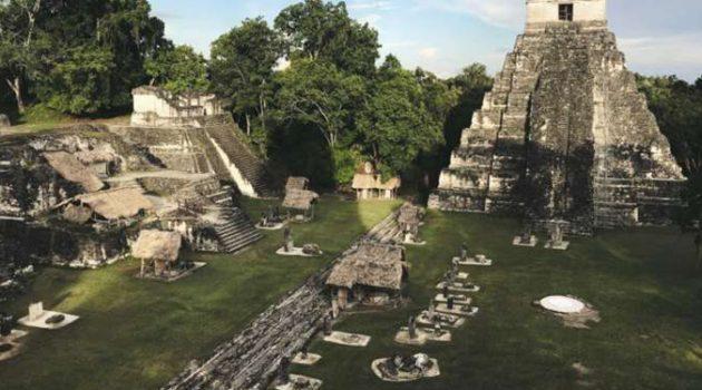 고대 마야인은 물을 걸러먹는 정수 시설을 지니고 있었다