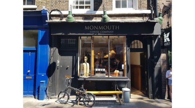 [커피 따라 세계 일주] 런던 몬마우스 커피, 커피의 '캐릭터'를 설명하다